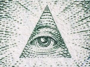 pyramid eye money