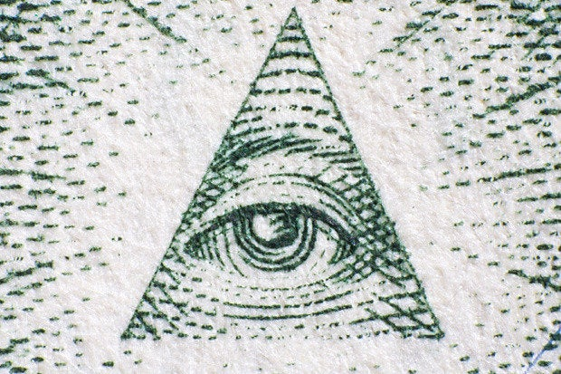 pyramid eye money