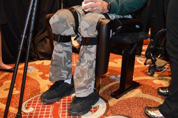 ReWalk Robotics exoskeleton