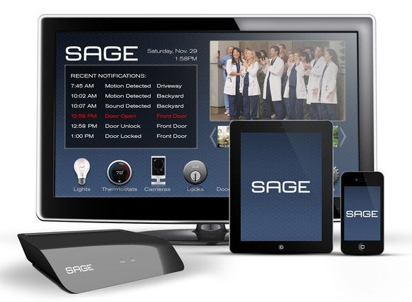 Sage home-automation system