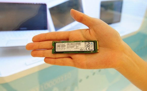 samsung electronics sm951 pcie ssd   main