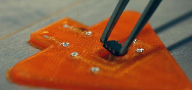Voxel8 3D printer