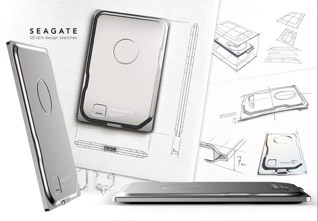 Seagate Seven hard drive