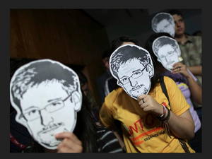 US spy program has financial, security impacts, says Snowden