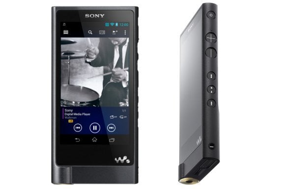 sony nw zx2