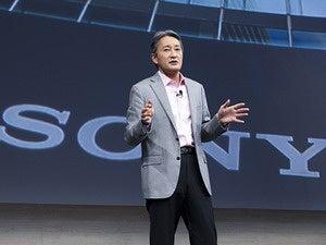 Sony's Hirai praises staff in hack, hails freedom of speech