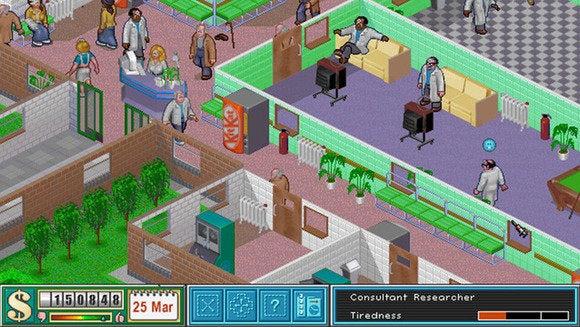 Free Game Alert Origin S Giving Away Theme Hospital Pcworld