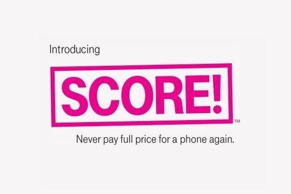 Score t mobile