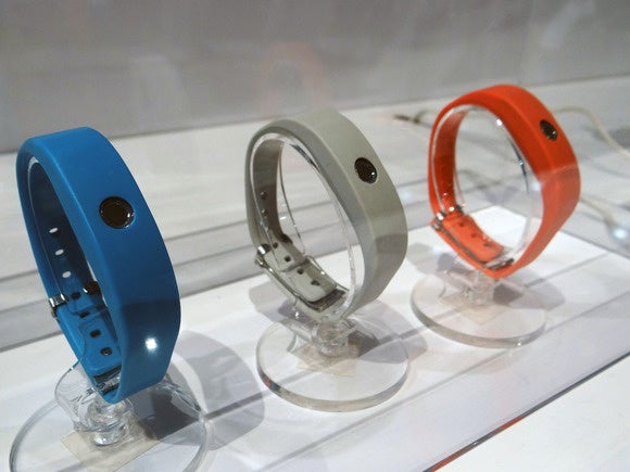 toshiba activity trackers