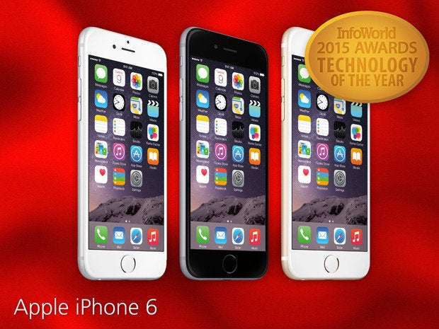 Technology of the Year: Apple iPhone 6