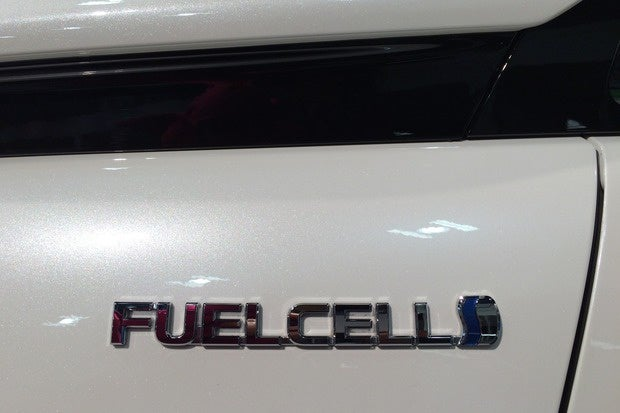 toyota mirai fuel cell badge