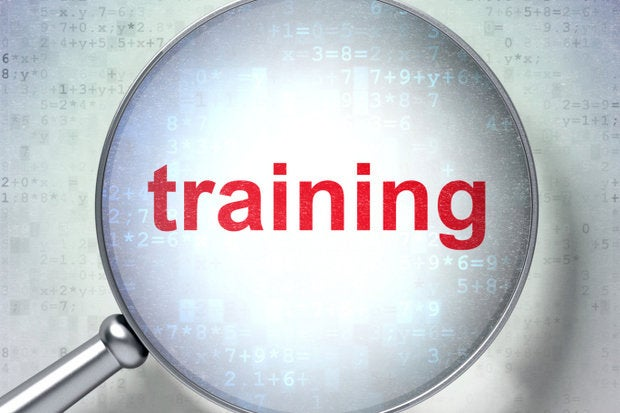 Get real about user security training