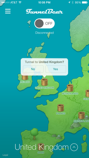 tunnelbear uk tunneling ios