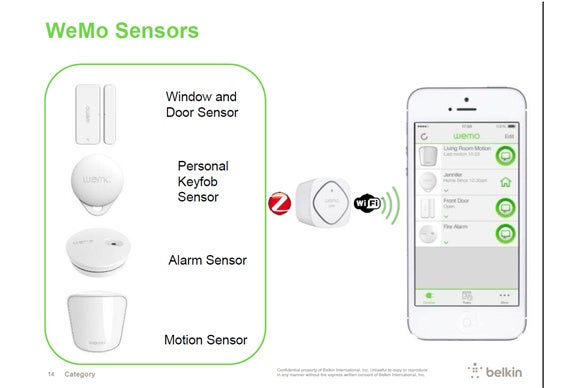 WeMo Z-Wave bridge