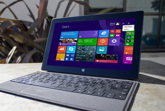 win 81 surface