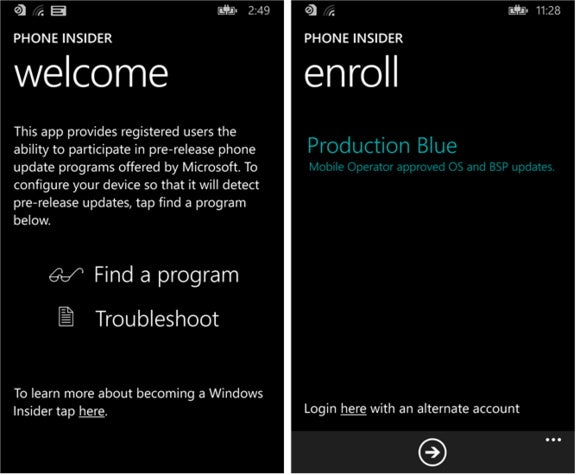 windows phone insider supercut