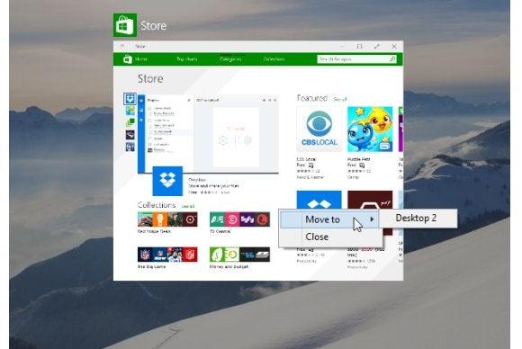 windows10 move apps virtual desktops