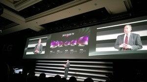 LG OLED TV lineup