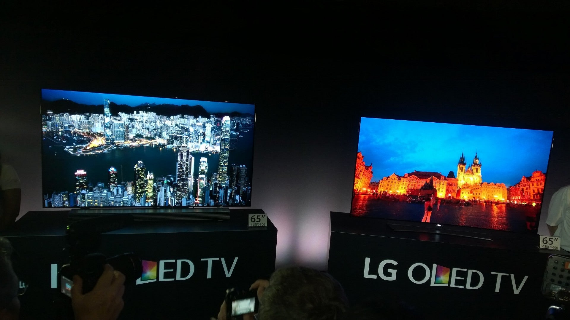 Lg S New 4k Tvs Double Down On Oled Displays Webos