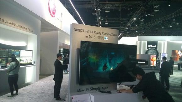 LG CES 2015
