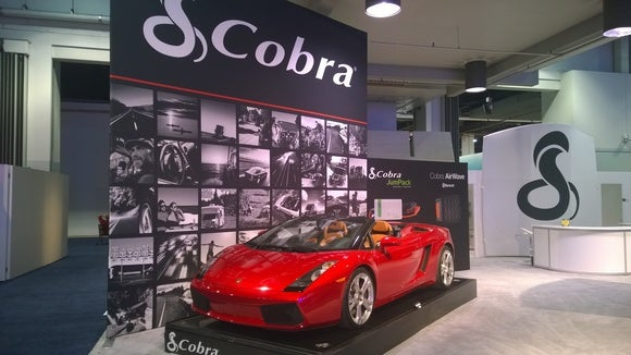 CES 2015 Cobra