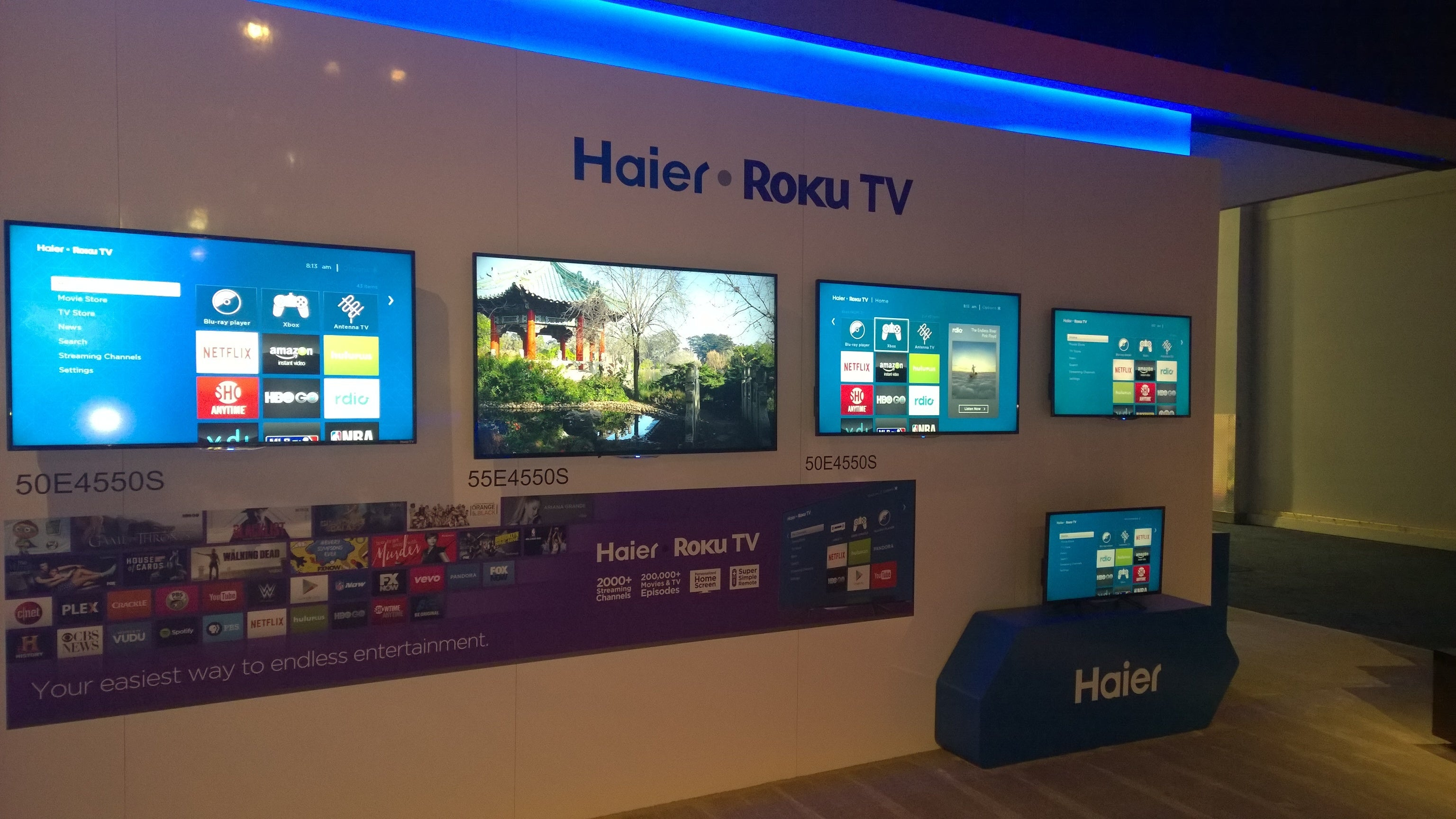 Ces 2015 A Sneak Peek At The Glitz Gadgets And Madness