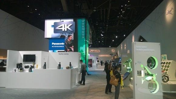 CES 2015 Panasonic