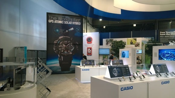 CES 2015 Casio