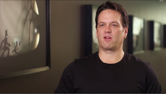 Microsoft xbox chief phil spencer