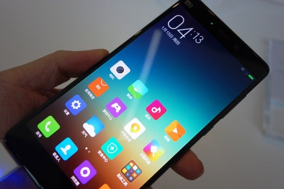 Xiaomi leads China's smartphone market, despite Apple's iPhone 6 ...