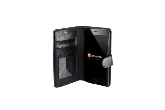 xtrememac leatherbook iphone