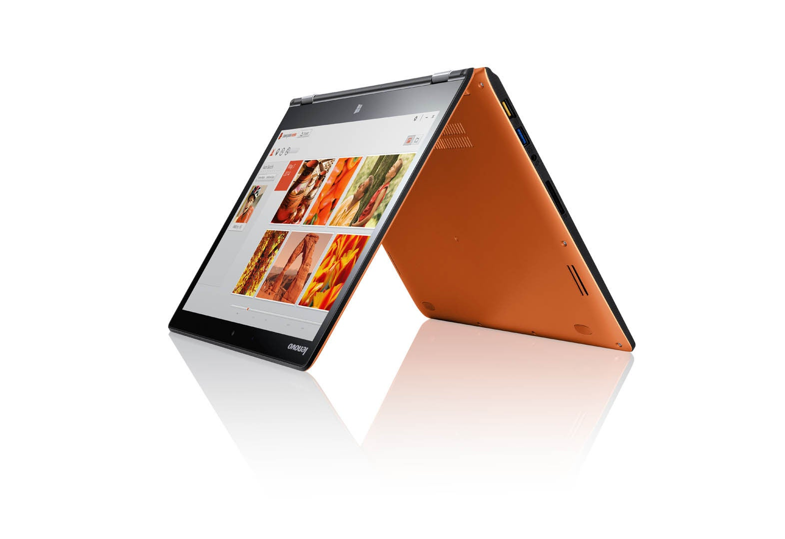 Lost your digital stylus? Just write on Lenovo's new Yoga tablet