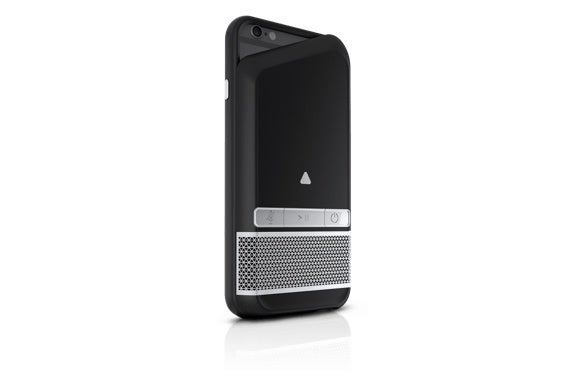 zagg speaker iphone