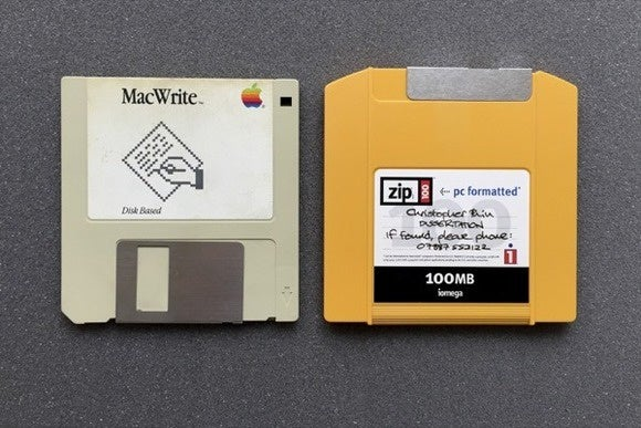 Think Retro Who Else Kinda Misses Their Zip Disks Macworld