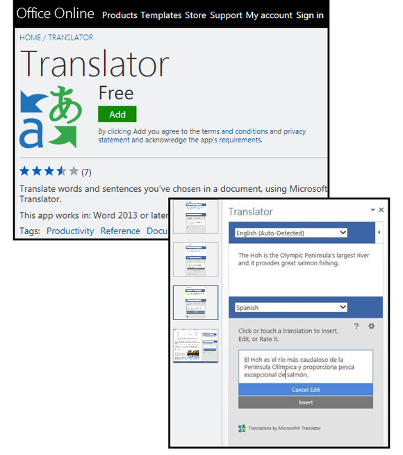 06 ms translator