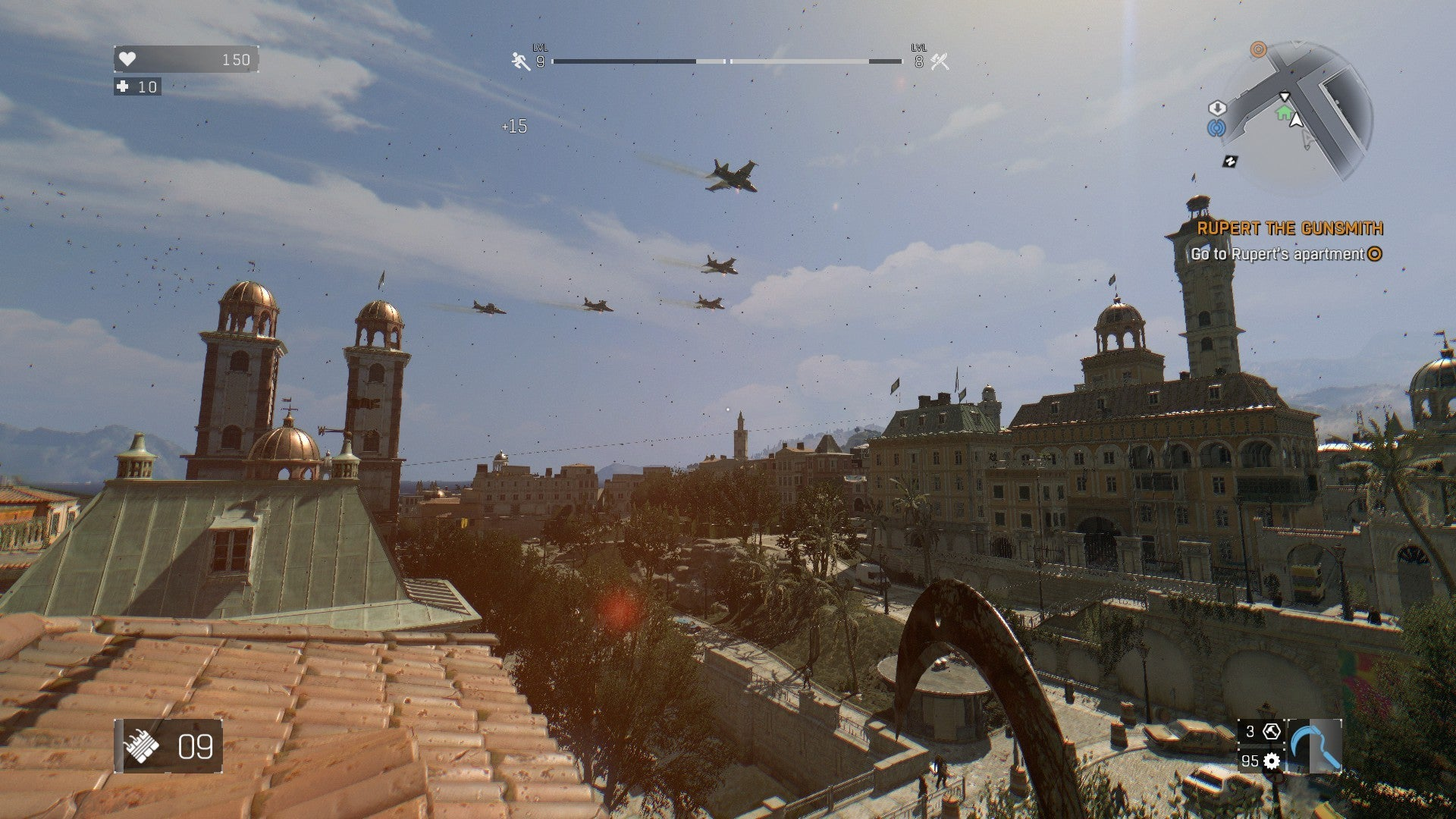Dying Light review: This fun, free-running zombie