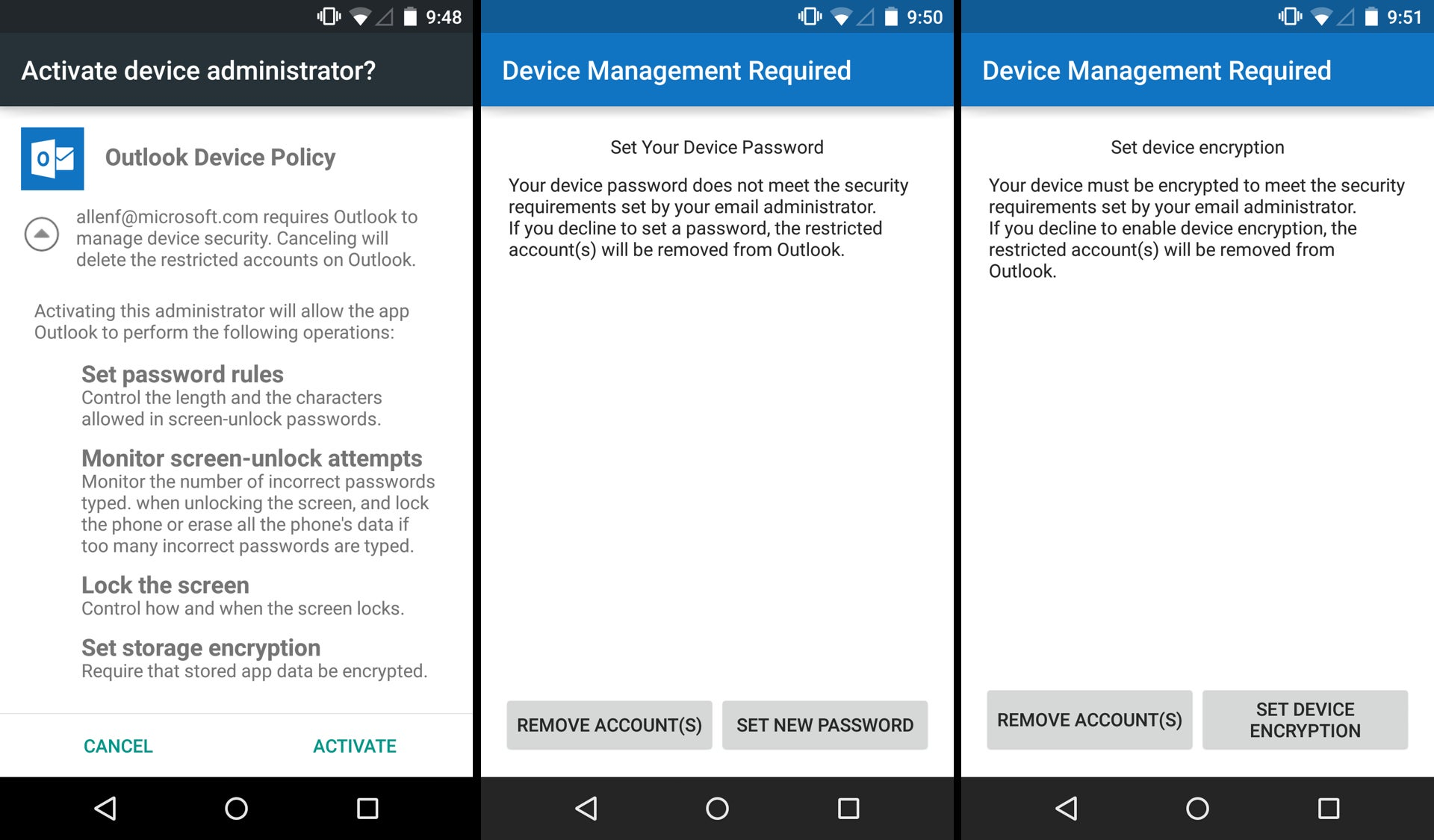 New Outlook For Android Ios Wipes The App Not The Phone Pcworld