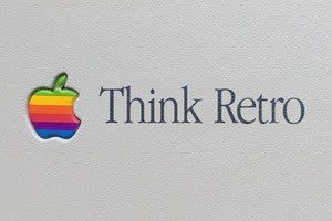 Think Retro: Apple's fonts have always been as classy as its
