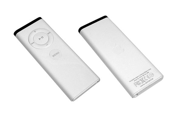 apple remote white pair