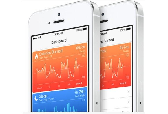 photo image Your iPhone might become a hub for your medical records