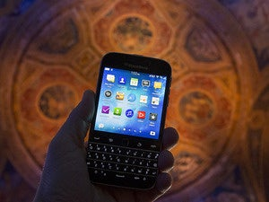New BlackBerry CSO calls security 'War of good vs. evil'