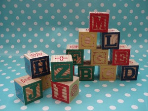 building blocks alphabet