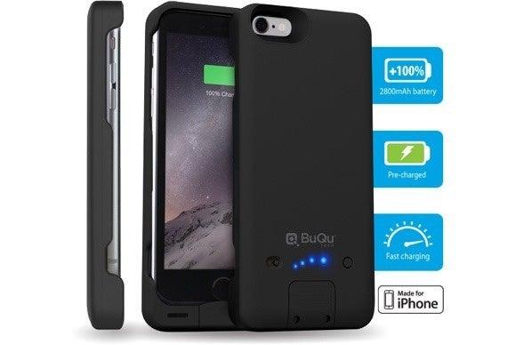 buqu powerarmour iphone