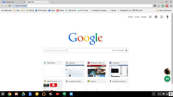 chrome search gmail