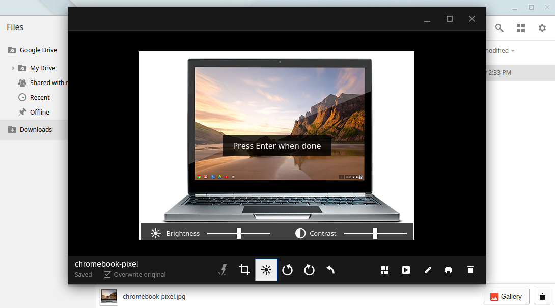 5 free tools for editing images on a Chromebook | PCWorld