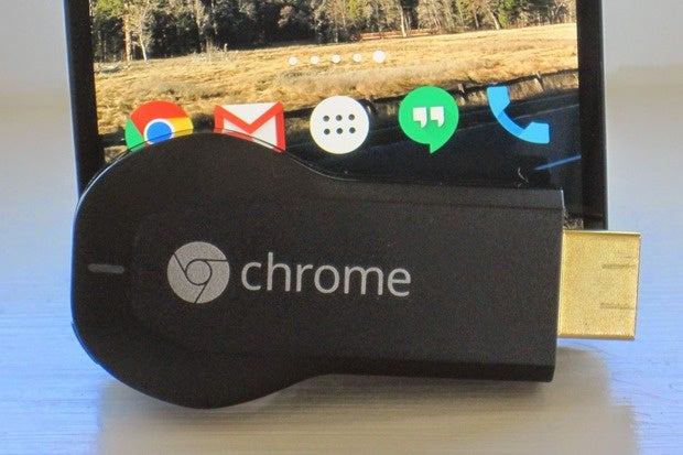 Chromecast Google Nexus event Apple TV Siri Remote