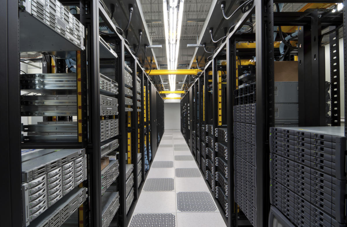 data center case study