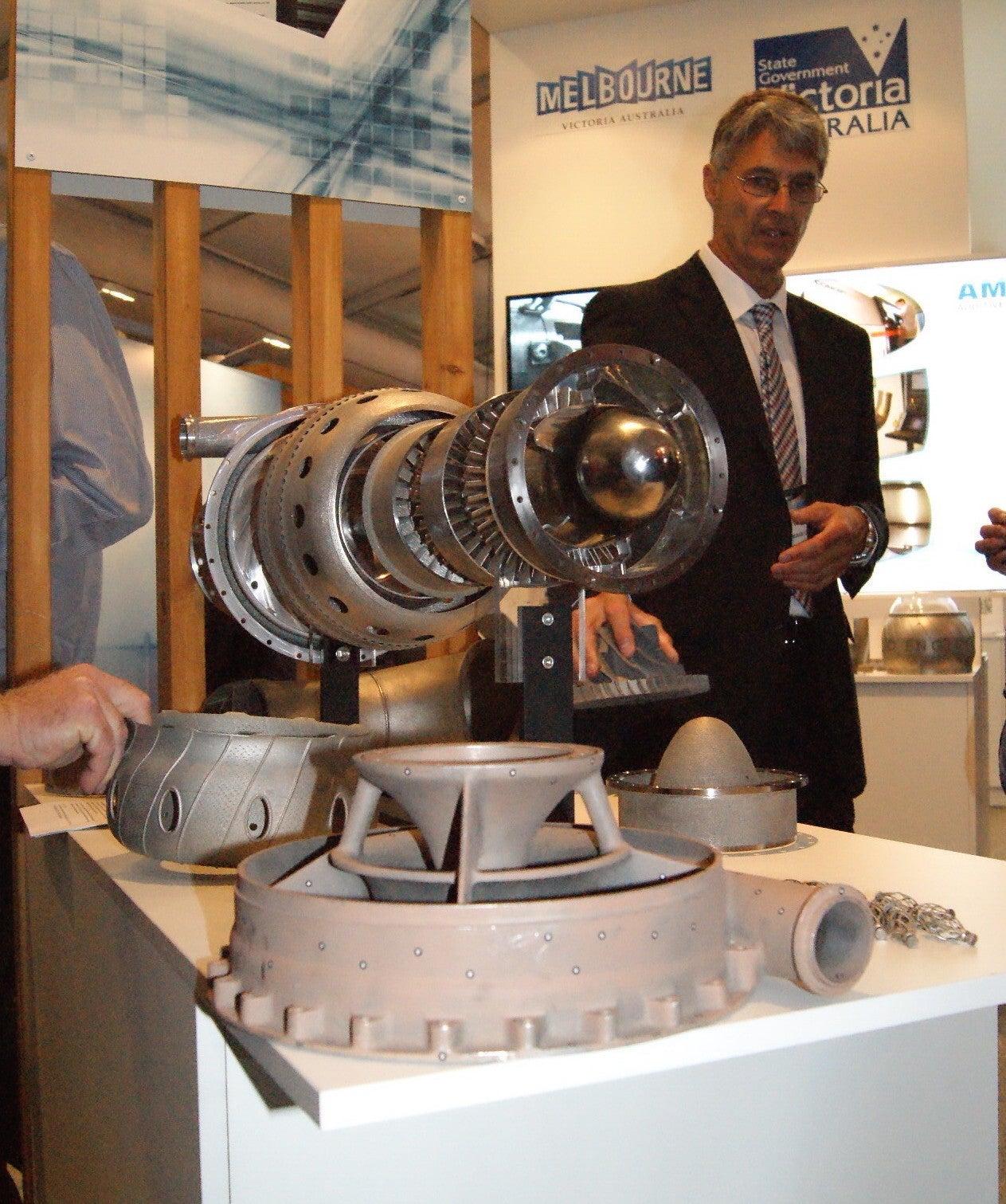 Researchers make a 3D-printed jet engine | Computerworld
