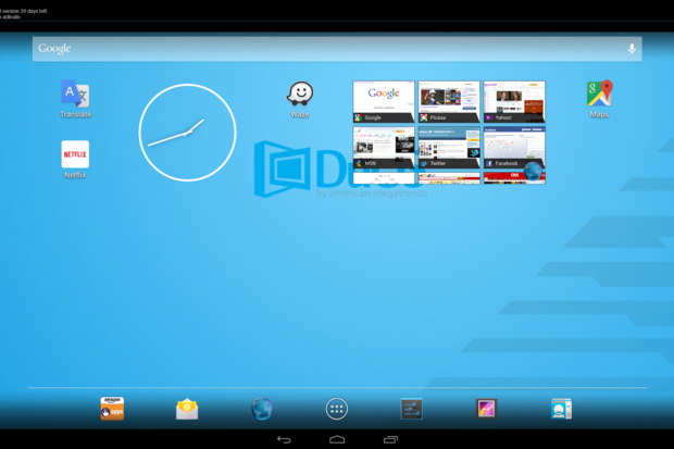 Two OSes in one: DuOS-M puts Android on your Windows device