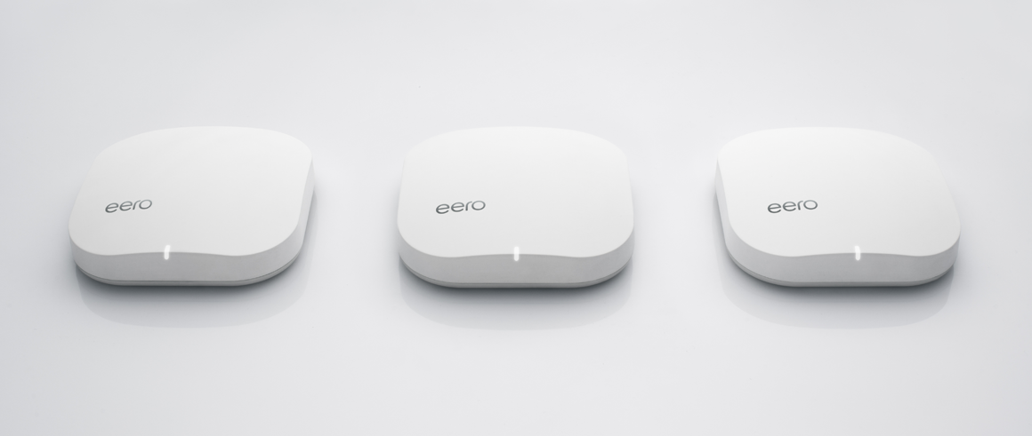 The Wireless Router Reinvented Eero Brings Mesh
